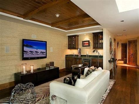 tv room design inspiration 12 clever tv rooms huffpost