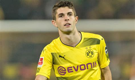 christian pulisic news real madrid transfer news deal for christian pulisic