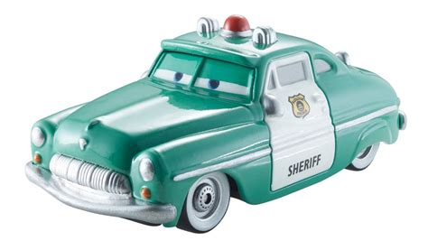 Disney Pixar Cars Sheriff Car disney pixar cars colour changers sheriff