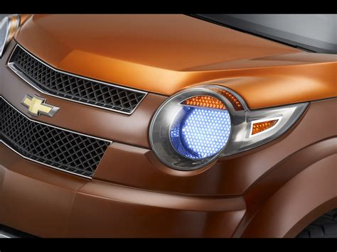 chevrolet trax concept headlight