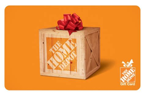 Gift Card Printer - home depot gift card 20 gift card gift card printed in english the home depot canada