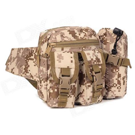Best Tas Cowo Impor Waist Tactical Bag Waterproof Untuk 4 d5 outdoor multifunctionele rugzak borst tas camouflage de woestijn 7l in de