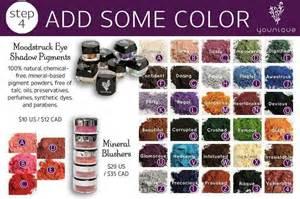 younique pigment colors younique mineral makeup i this stuff