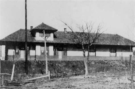 farmersville depot collin county history