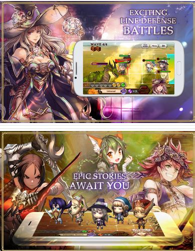 kumpulan mod game rpg apk chain chronicle rpg apk mod high damage aplikasimob
