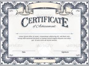 blank certificate template 7 download documents in pdf