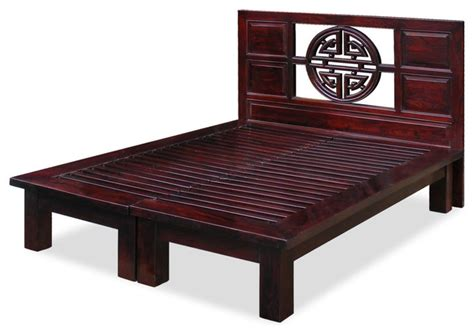 chinese bed frame asian bed frame
