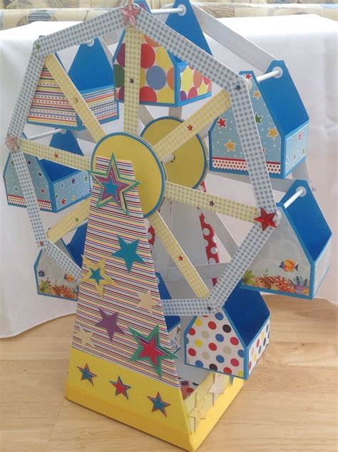 25 Unique Cupcake Paper Crafts Ideas On Pinterest Paper Napkins Bible Crafts And Preschool Ferris Wheel Template Paper