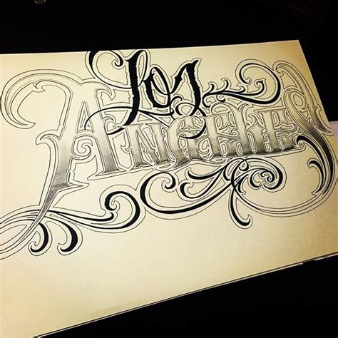 tattoo font los angeles 15 best a all day images on pinterest dodgers