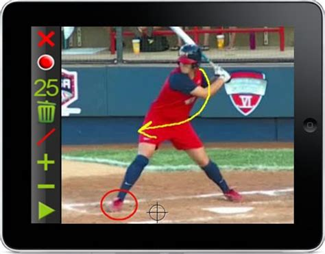 baseball swing analysis app softball swing analysis app youth softball training