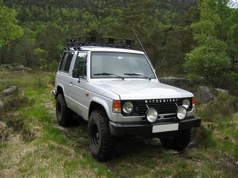 service manual 1987 mitsubishi pajero how to replace the head gasket service manual 1987