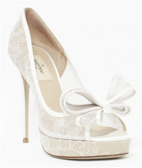 Wedding Shoes Edmonton by Stunning Peep Toe Shoes For Every Todaysbride Ca