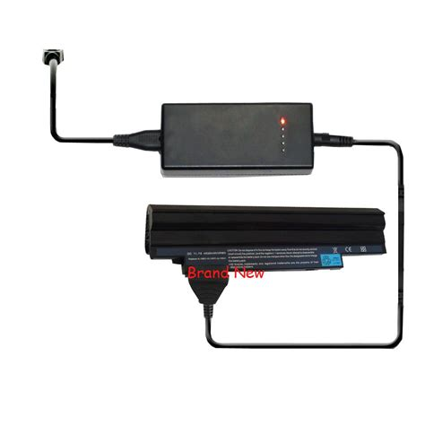 Adaptor Charger Ori Acer One Happy D255 D260 D270 532 532h 722 725 75 external battery charger f acer aspire one aod255 aod257 aod260 d255 d257 d260 happy series