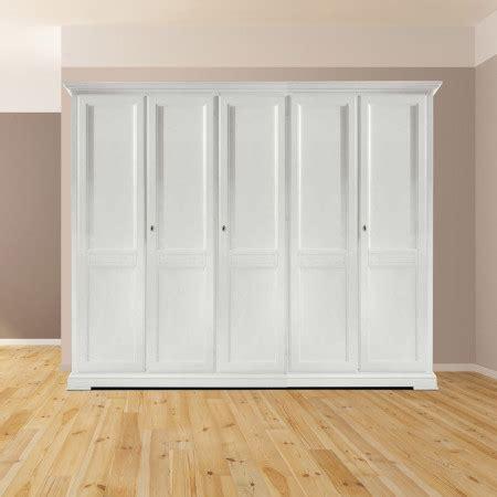 armadio altezza 220 armadio 5 ante pannello liscio altezza 220