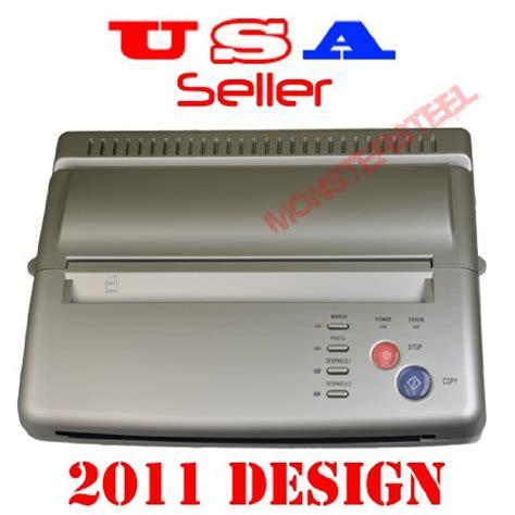 tattoo printer price 1 best price usa tattoo stencil flash copier spirit