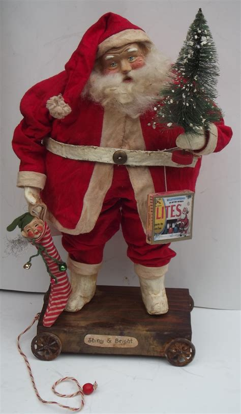 Handcrafted Santa Claus - 17 best images about handmade santas on