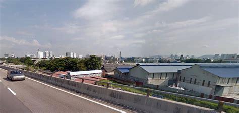 layout pelabuhan teluk bayur kung dato harun ktm komuter station malaysia airport
