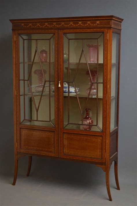 Display Cabinets Uk by Edwardian Display Cabinet Antiques Atlas