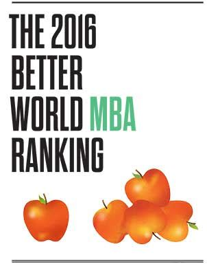 Corporate Knights Mba Ranking by 2016 Better World Mba Ranking Corporate Knights