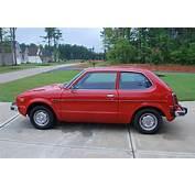 1977 Honda Civic  Information And Photos MOMENTcar