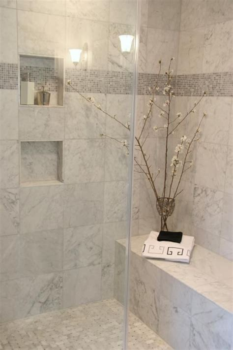 carerra marble custom steam shower master bath pinterest lavish marble master bath steam shower 2 jpg provided by