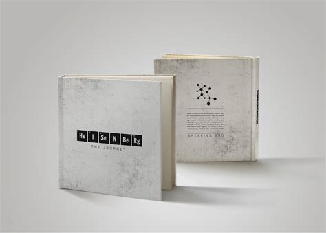 coffee table book layout exles heisenberg coffee table book design on behance