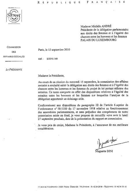 Demande De Retraite Lettre lettre de demande de retraite fonction publique
