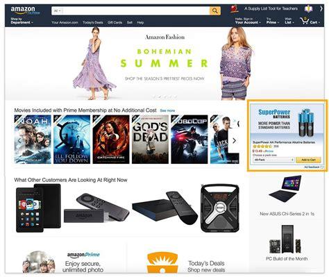 amazon ads amazon ecommerce ads amazon advertising