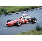 Chris Amon  Ferrari 312 1968 Netherlands Grand Prix