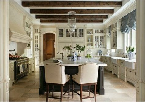 Beamed Kitchen Ceilings