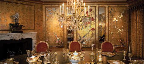 Crystal Chandelier Dining Room annabel hall design interior decoration case studies