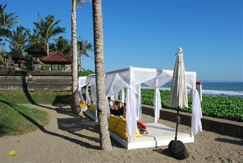 bali around the city seminyak pool area cabana temple on site picture of w bali