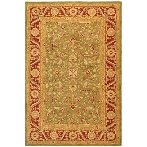 safavieh heritage accent rug in red green hg421a 2 safavieh heritage green red 9 ft x 12 ft area rug hg316b