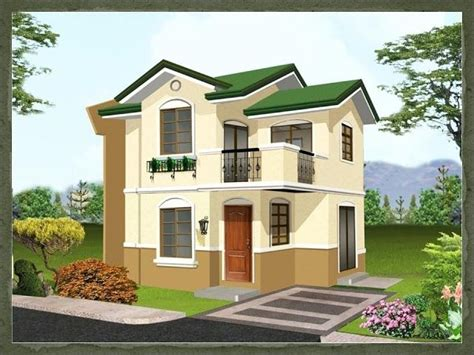 house design ideas for 100 square meter lot a two storey 2 bedroom home fitting in a 88 square meter