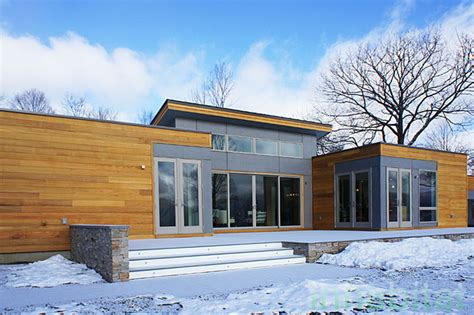 Photos Blu Homes Opens East Coast S First Prefab | photos blu homes opens east coast s first prefab