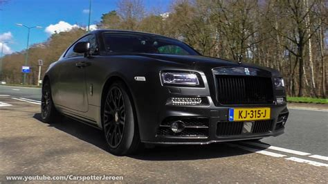 rolls royce wraith sport tuned rolls royce wraith mansory with quicksilver sport
