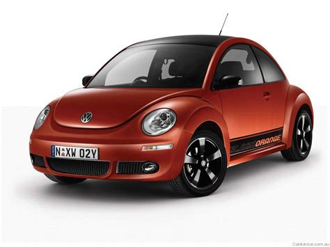 orange volkswagen beetle volkswagen beetle blackorange limited edition photos 1