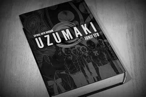 uzumaki 3 in 1 deluxe edition includes vols 1 2 3 consequential uzumaki collected edition junji ito