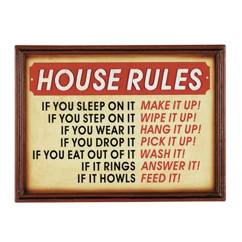 house rules house rules choice corey kope
