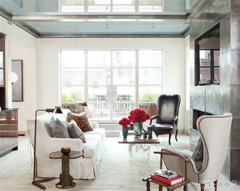 Williams Interior Design by Bunny Williams Renovates A Manhattan Penthouse
