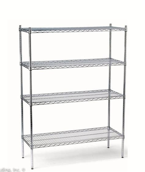 Wire Storage Rack by Commercial Wire Shelving Restaurant Wire Shelves Wire