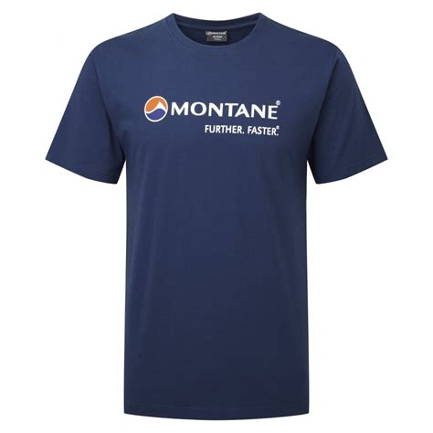 T Shirt Logo montane logo t shirt