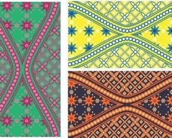 pattern batik cdr vector batik is beautiful swatch vector art ai svg eps