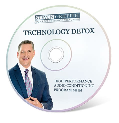 Technology Detox by Technology Detox Audio Mp3 Steven Griffith
