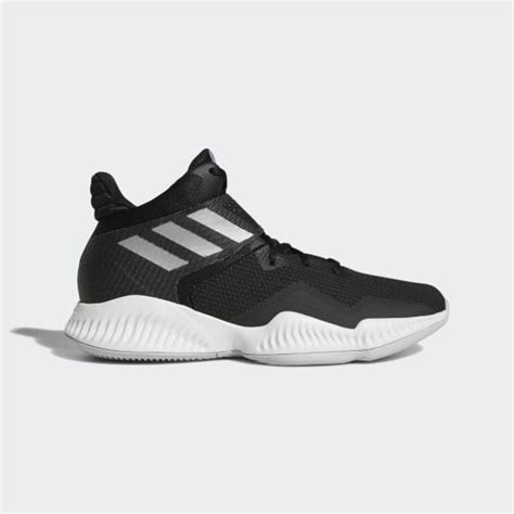 adidas explosive bounce  shoes black adidas