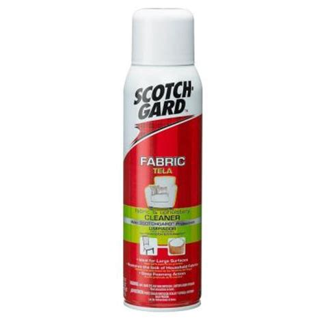 Sofa Fabric Cleaner by Scotchgard 16 5 Oz Fabric And Upholstery Cleaner 1016d