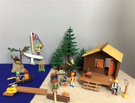 playmobil log cabin 1000 images about 396 barbara on miniature