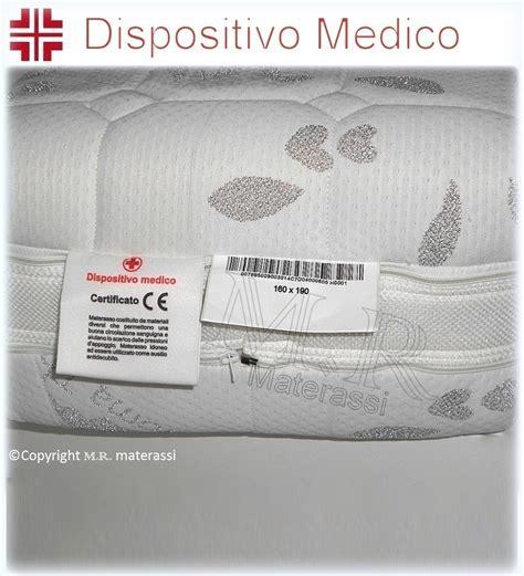 materasso dispositivo medico materasso memory visco elastico free town con dispositivo