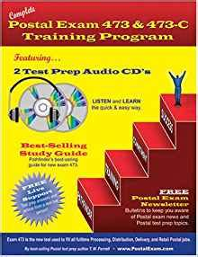 postal book for test 473 and 473 c books complete postal 473 and 473 c program t w