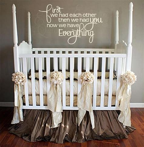 baby nursery wall quotes